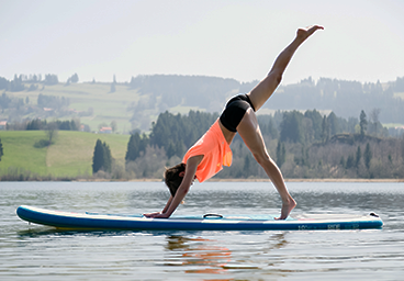 sup yoga rotachsee