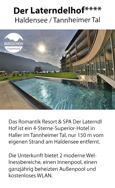 Hotel Laterndel am Haldensee